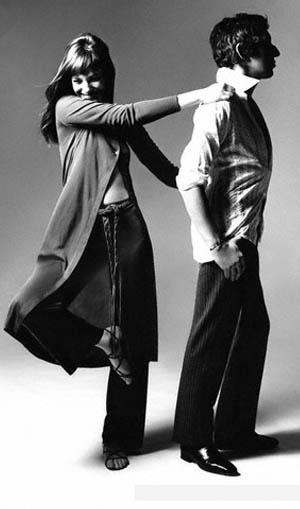 Gainsbourg y Birkin Forever