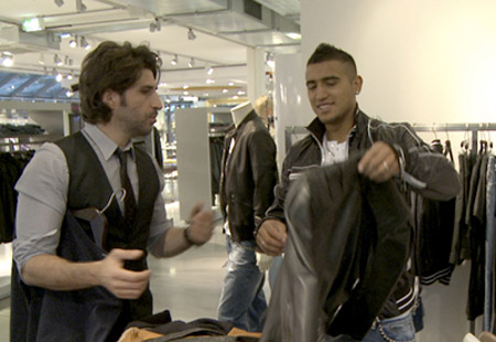 Los futbolistas y la moda, esa ostentosa relación