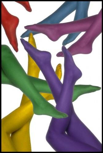 Pantys de colores, ¿Por qué no?