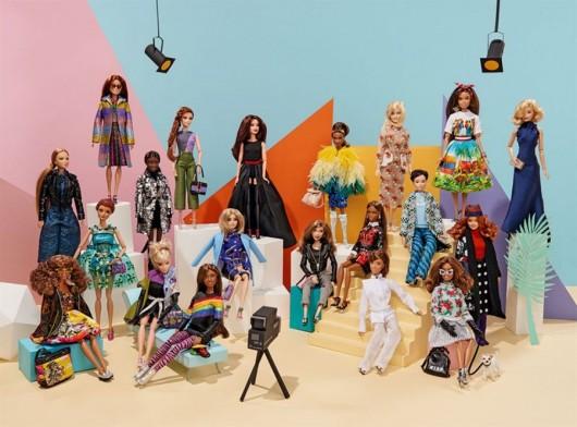 Barbie global beauty, la colección de muñecas que rompe los paradigmas