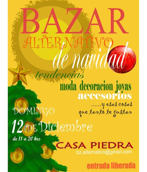 Bazar Alternativo de Navidad