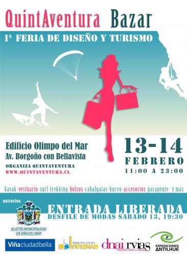 Turismo Aventura y Diseño en Reñaca: Quintaventura Bazar
