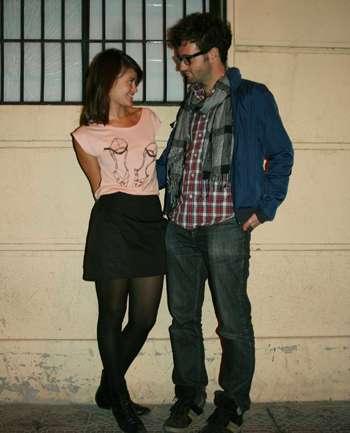 Natalia y Axel