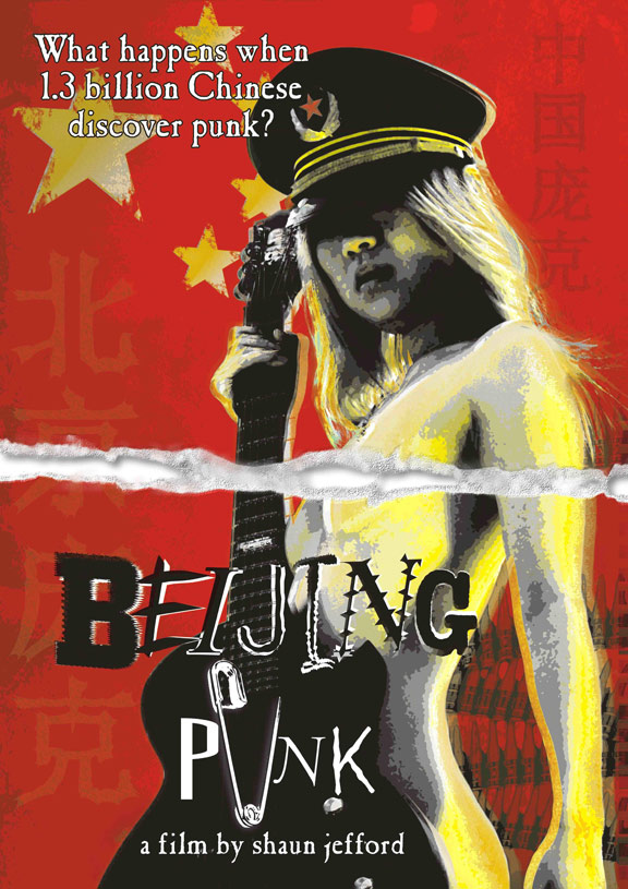 Beijing Punk: Ser punk en China