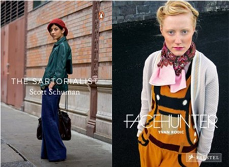Street style bloggers publican libros