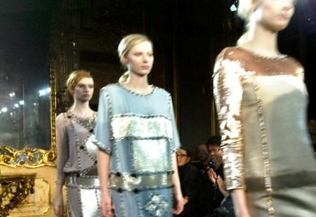 Fashion Weeks llenos de brillo