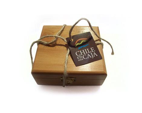 Chile en una caja