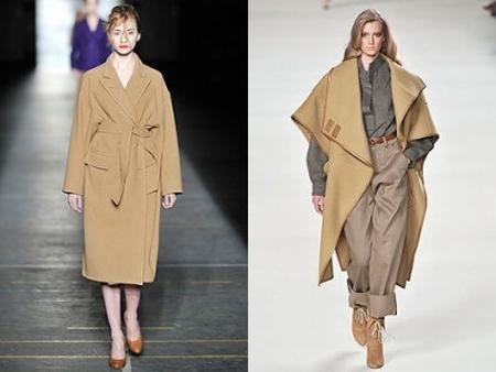 Camel Coat: Lo que viene, lo que va…