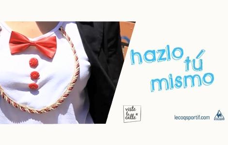 Hazlo tú Mismo: Transforma tu camiseta básica