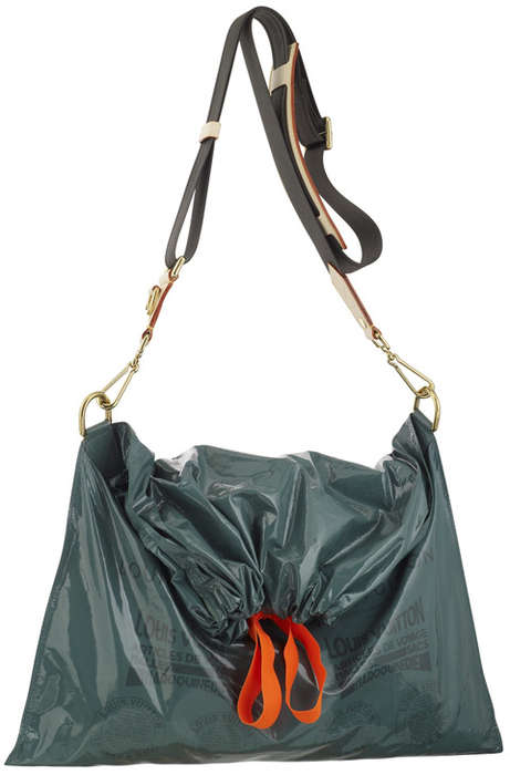 "La cartera ""bolsa de basura"" de Louis Vuitton"