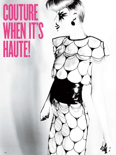 Couture when it´s Haute!