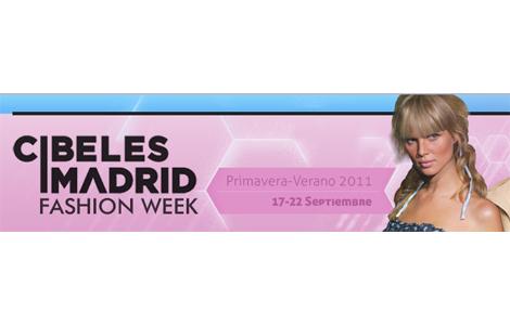 Cibeles Madrid Fashion Week Primavera Verano 2011
