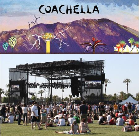 Looks de Coachella