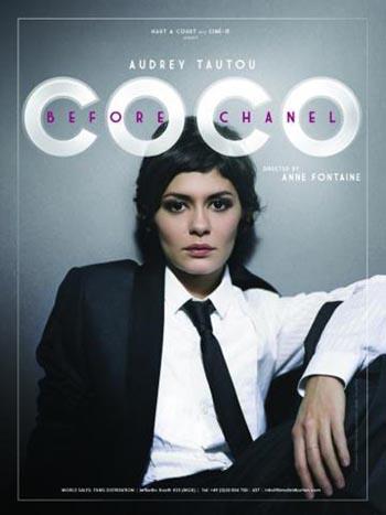 Coco Chanel, la película