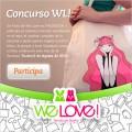 Concurso We Love!