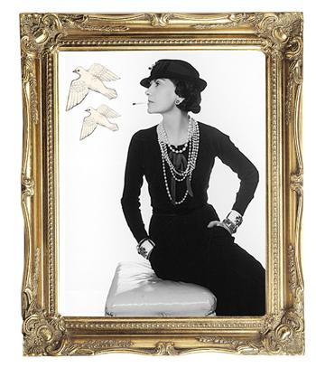 Coco Chanel, gurú