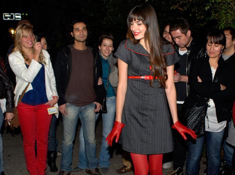 Daniela Bozza presenta: Srta. Efervescencia