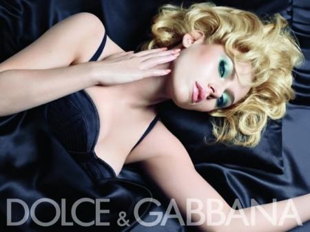 Scarlett Johansson para Dolce & Gabbana