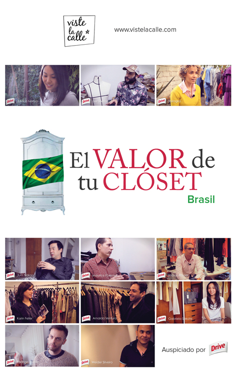 El valor de tu clóset Brasil