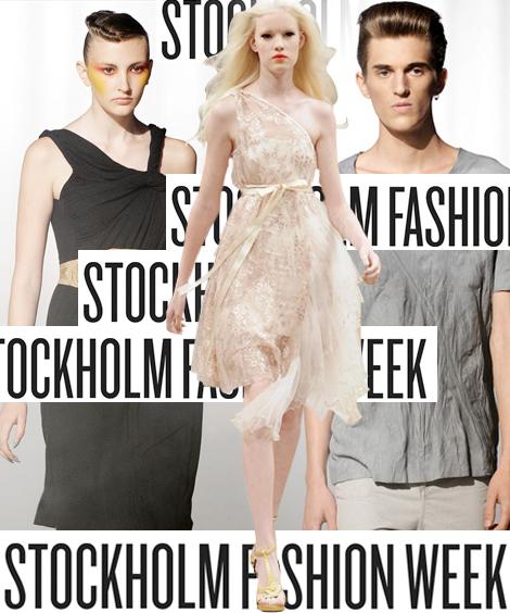 Stockholm Fashion Week: Nakkna e Ida Sjöstedt