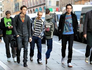Moda hombres: estilos, tendencias y publicaciones