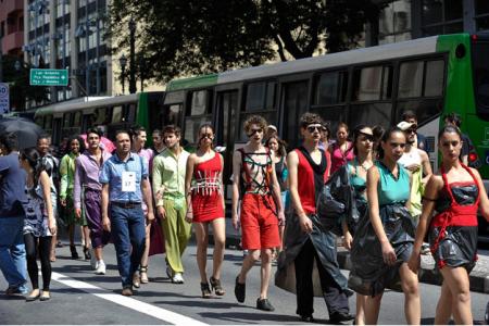 Fashion Mob en Brasil