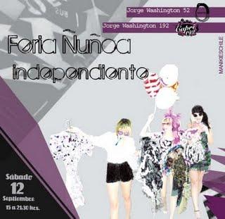 Feria Nuñoa Independiente