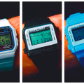 relojes digitales COLOR WATCH