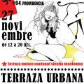 Feria TERRAZA URBANA