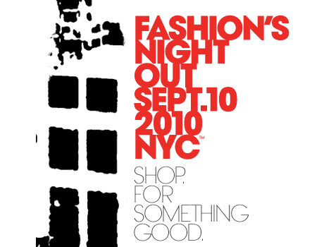 Ad portas de Fashion's Night Out