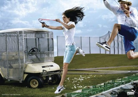Puma Golf y tips primavera verano