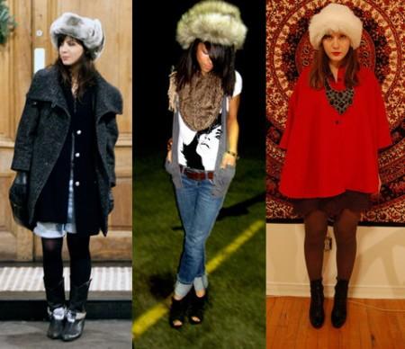 Influencias rusas para el invierno