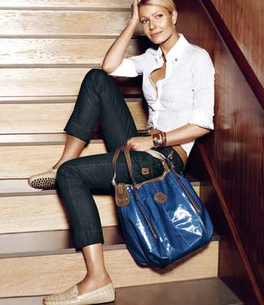 Gwyneth Paltrow también diseña ropa