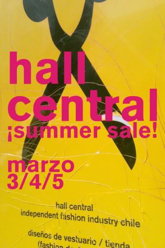 Summer Sale en Hall Central