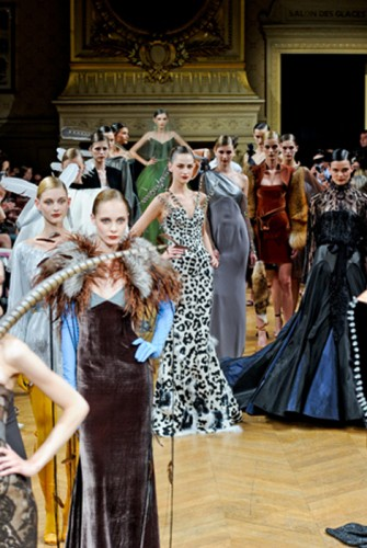 Paris Haute Couture: Parte 2