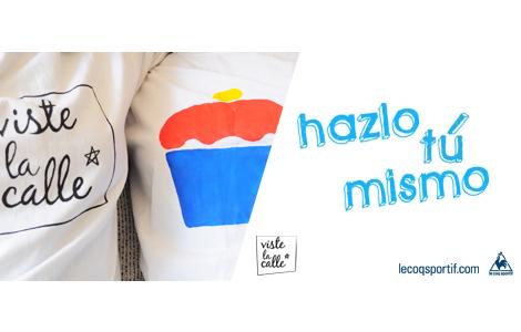 Hazlo tú Mismo (DIY): Polera Estampada