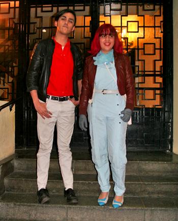 Juan Pablo y Daniela