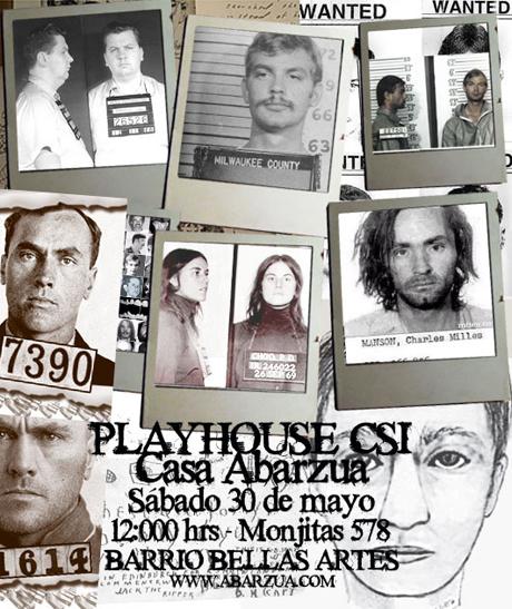 Gana entradas para la fiesta CSI de Play House