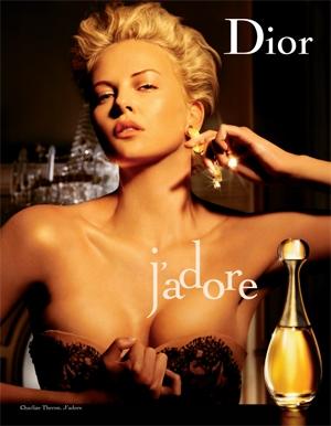 Ganador perfume J'ADORE de Christian Dior