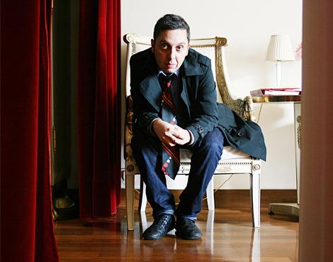 """Entrevista a Juan Luis Salinas: """"El periodismo de moda llego a mi, no yo a él"""""""