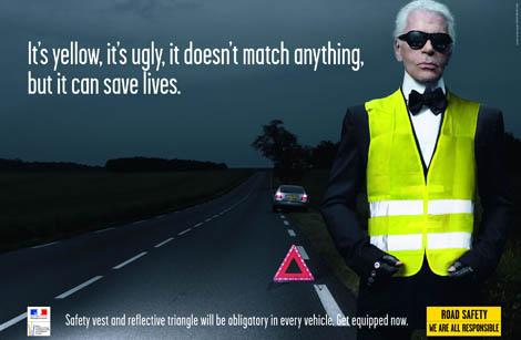 Karl Lagerfeld y Volkswagen