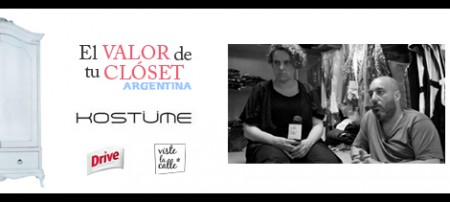 El valor de tu clóset Argentina: Kostüme