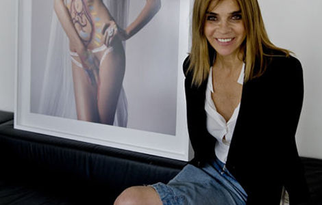 Carine Roitfeld dice adiós a Vogue
