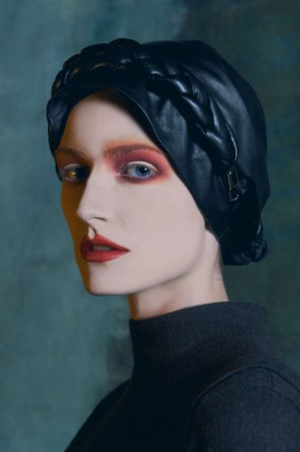 Lena Lumelsky: belleza opuesta