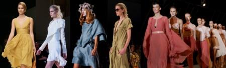 London Fashion Week SS 2011: Mary Katrantzou, Daks y Belle Sauvage