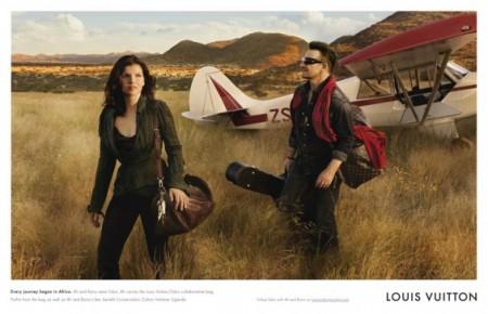 Video: Bono, su esposa y Louis Vuitton