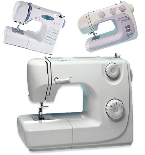 """""""Tengo una máquina de coser, pero no sé ocuparla"""""""