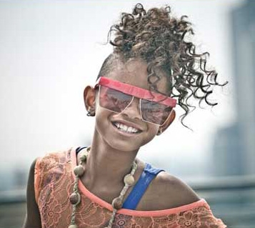 Willow Smith: ¿Mini fashionista?