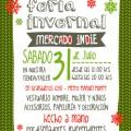 Feria Invernal Mercado Indie