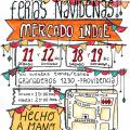 Ferias Navideñas Mercado Indie